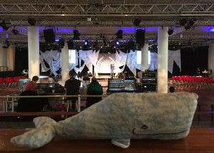Moby Dick Unabridged, Southbank Centre, October 2015