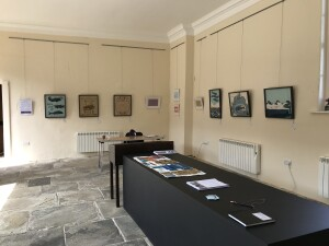 Exhibition at Carriage House Gallery, Burton Constable Hall 2019